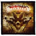 HATEBREED: Supremacy (95x95) (felvarró)
