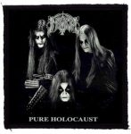 IMMORTAL: Pure Holocaust (95x95) (felvarró)