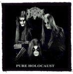 IMMORTAL: Pure Holocaust (95x95) (felvarró)