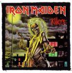 IRON MAIDEN: Killers (95x95) (felvarró)