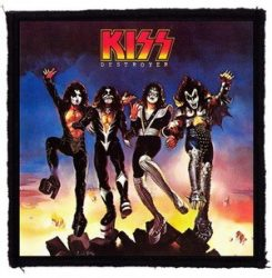 KISS: Destroyer (95x95) (felvarró)