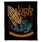 LAMB OF GOD: Pray (80x95) (felvarró)