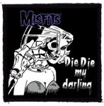 MISFITS: Die Die My Darling (95x95) (felvarró)