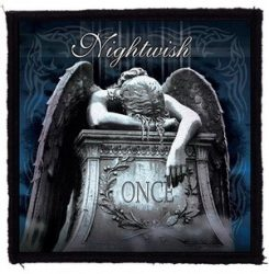 NIGHTWISH: Once (95x95) (felvarró)
