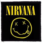 NIRVANA: Smiley (95x95) (felvarró)
