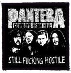 PANTERA: Still Fucking (95x95) (felvarró)