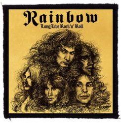 RAINBOW: Long Live Rock 'n' Roll (95x95) (felvarró)