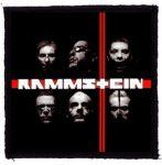 RAMMSTEIN: Du Hast (95x95) (felvarró)