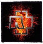 RAMMSTEIN: Lava (95x95) (felvarró)