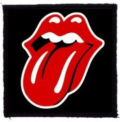 ROLLING STONES: Tongue (95x95) (felvarró)