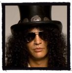 SLASH: Portrait (95x95) (felvarró)