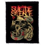 SUICIDE SILENCE: Spider (75x95) (felvarró)
