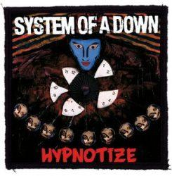 SYSTEM OF A DOWN: Hypnotize (95x95) (felvarró)