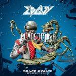 EDGUY: Space Police (CD)