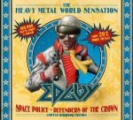EDGUY: Space Police (2CD, digipack)