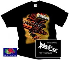 JUDAS PRIEST: Screaming For Vengeance (póló)
