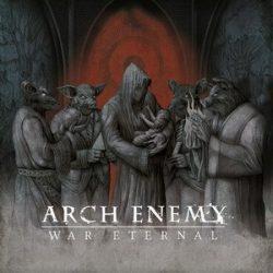 ARCH ENEMY: War Eternal (CD)