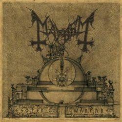 MAYHEM: Esoteric Warfare (CD)