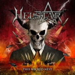 HELLSTAR: This Wicked Nest (CD)