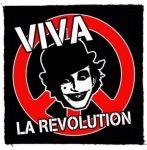 ADICTS: Viva La Revolution (95x95) (felvarró)