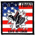 AGNOSTIC FRONT: Live At CBGB (95x95)