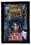 ALICE COOPER: No More (65x95) (felvarró)