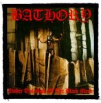BATHORY: Under The Sign (95x95) (felvarró)