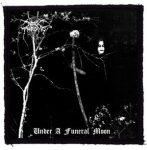DARKTHRONE: Under A Funeral Moon (95x95) (felvarró)