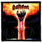 DESTRUCTION: Infernal Overkill (95x95) (felvarró)