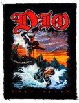 DIO: Holy Diver (80x95) (felvarró)