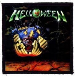 HELLOWEEN: Helloween (95x95) (felvarró)