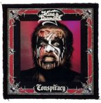 KING DIAMOND: Conspiracy (95x95) (felvarró)