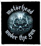 MOTORHEAD: Under The Gun (85x95) (felvarró)