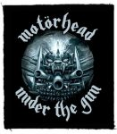 MOTORHEAD: Under The Gun (85x95) (felvarró)
