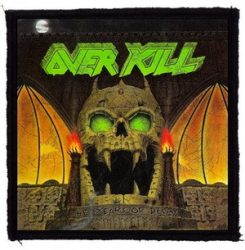 OVERKILL: The Years Of Decay (95x95) (felvarró)