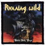 RUNNING WILD: Under Jolly R. (95x95) (felvarró)