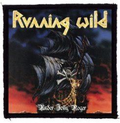 RUNNING WILD: Under Jolly R. (95x95) (felvarró)
