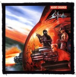 SODOM: Agent Orange (95x95) (felvarró)