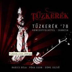 TŰZKERÉK: Tűzkerék '78 (CD)