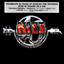 KISS: 40 Years - Decades Of Decibels (2CD)
