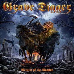 GRAVE DIGGER: Return Of The Reaper (CD)