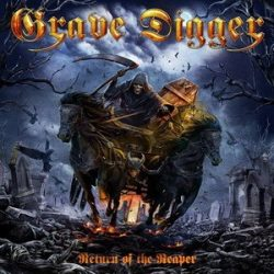 GRAVE DIGGER: Return Of The Reaper (2CD,ltd.)