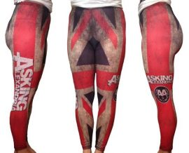 ASKING ALEXANDRIA: GB (leggings) (akciós!)