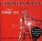 URIAH HEEP: Live In Europe 1979 (2CD)