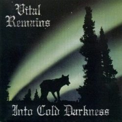 VITAL REMAINS: Into Cold Darkness (digipack) (CD)