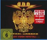 UDO: Steelhammer Live From Moscow (Blu-ray, +2CD)