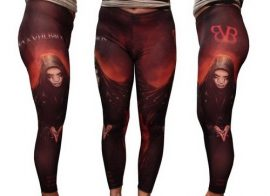 BLACK VEIL BRIDES: Fallen (leggings) (akciós!)