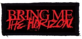 BRING ME THE HORIZON: Logo (95x40) (felvarró)