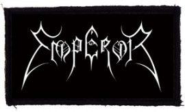 EMPEROR: Logo (95x47) (felvarró)