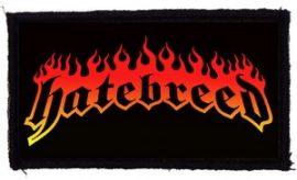 HATEBREED: Logo (95x47) (felvarró)